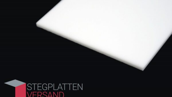Acrylglas GS weiß