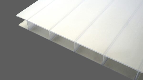 Acrylglas Doppelstegplatten 16 mm sunstop sky HIGHLUX® 1632 Sunstop (Plexiglas® Rohmasse)