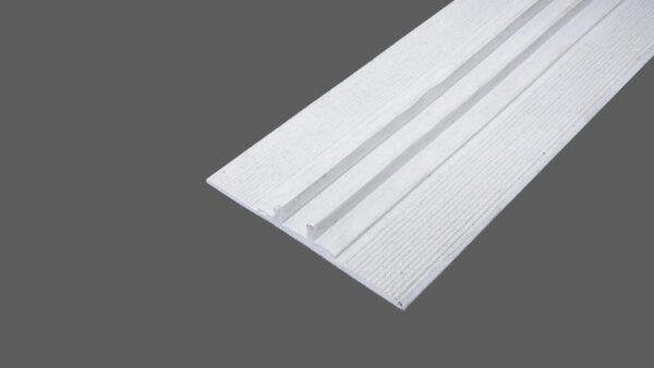 Auflagegummi hellgrau 60mm breit Glas – Stegprofilband