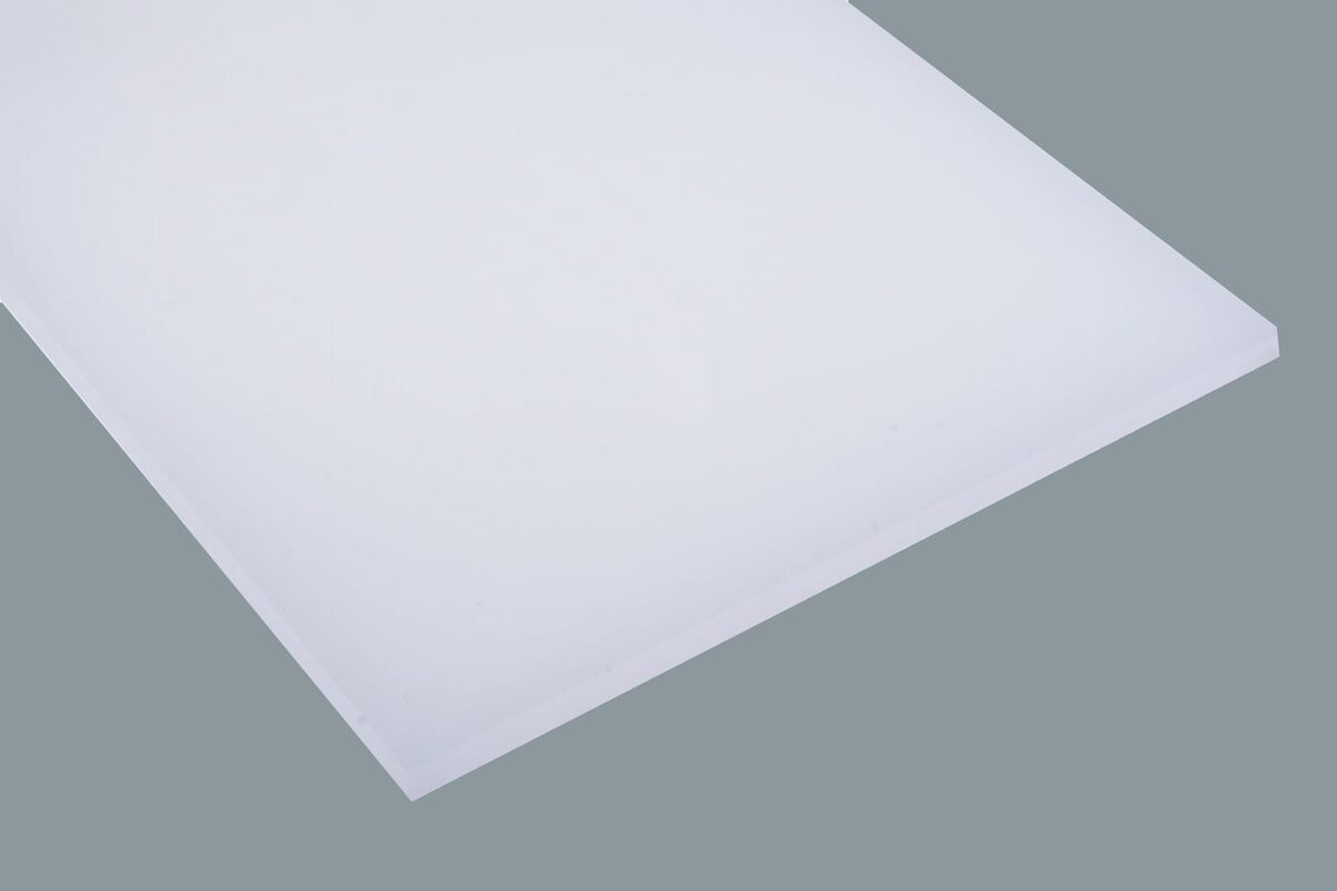 Acrylglas Deglas GS Weiß