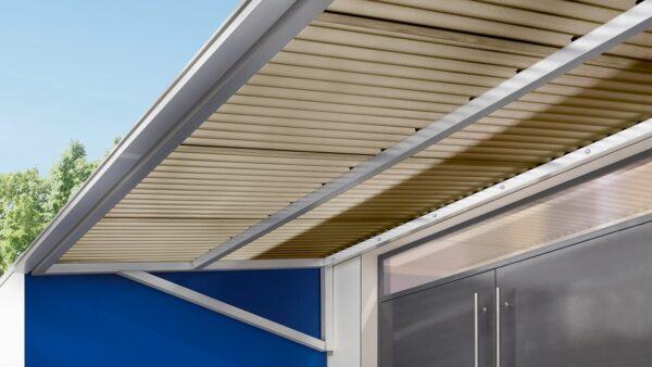 Terrassenüberdachung-Wellplatten-Acryl-3-mm-bronze-eiskristall