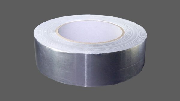 Aluminium Klebeband für Stegplatten 50m lang 38mm breit Verschluß obere Seite der Stegplatten