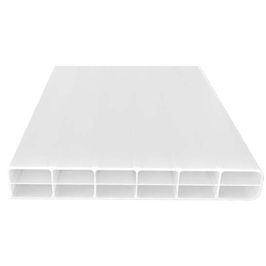 doppelstegplatten 16mm polycarbonat opal weiß longlife 3 fach struktur stegplattenversand gmbh