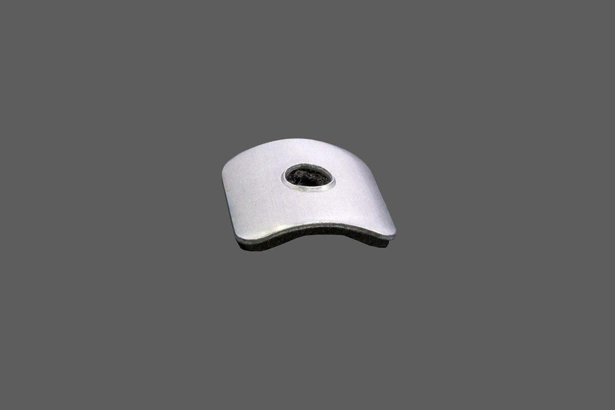 Kalotten aus Aluminium für Sinus Profil 130 30