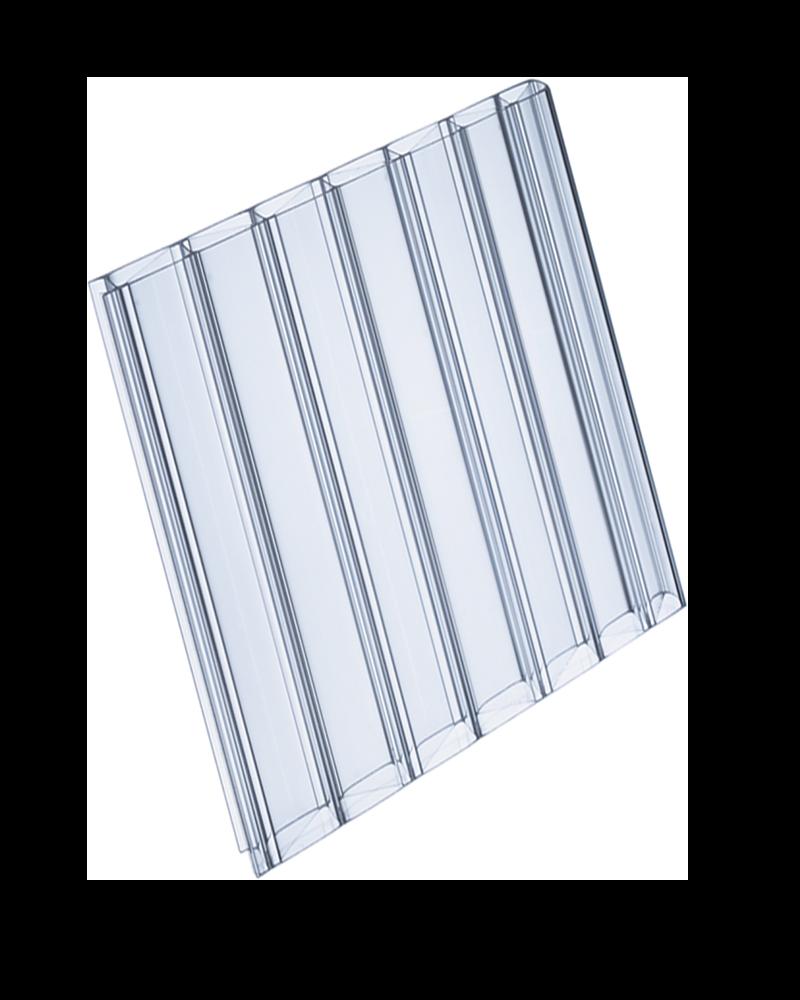 Premium Longlife Doppelstegplatten 16 Mm Klar Garantiert Hagelsicher Polycarbonat