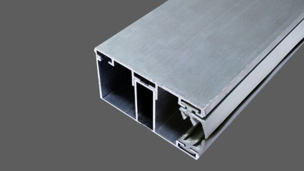 3500 x 980 x 16 mm Acryl Stegplatten Hohlkammerplatten klar 16 mm