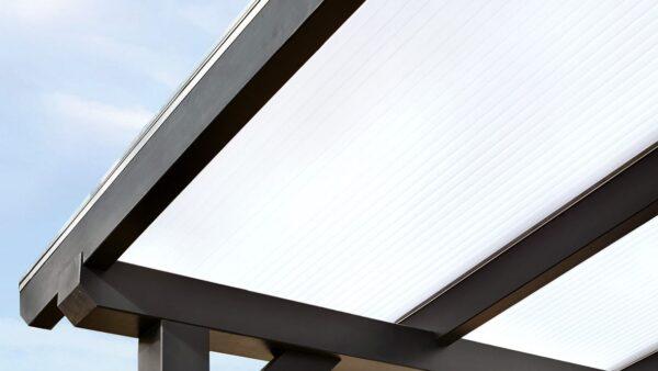 Terrassenüberdachung-Doppelstegplatten-16mm-opal