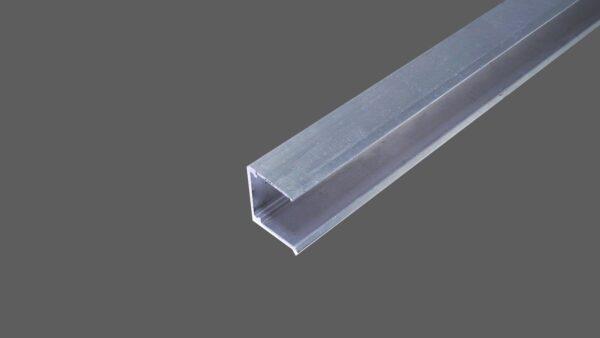 4000 x 980 x 25 mm Polycarbonat Stegplatten Hohlkammerplatten klar 25 mm