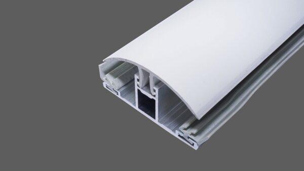 Alu-PVC Sprossenprofil