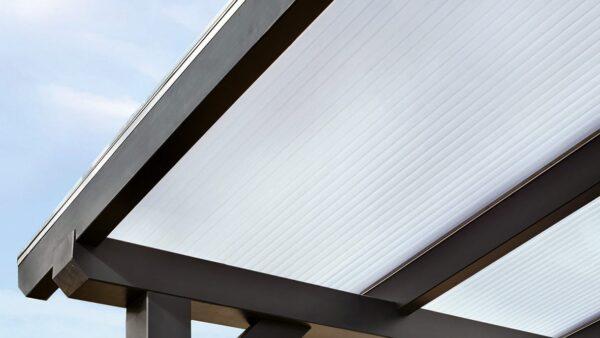 Terrassenüberdachung-Doppelstegplatten-16mm-klar