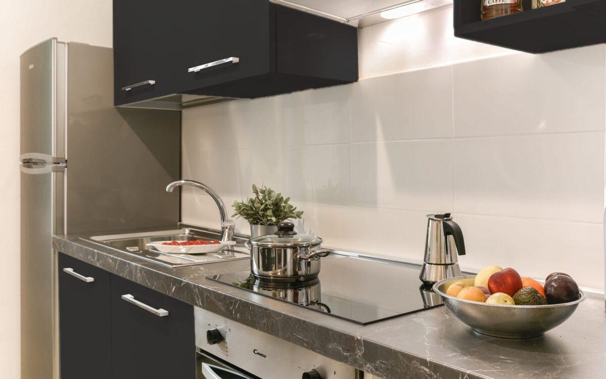 Hintergrund-Küche