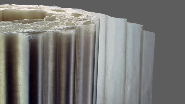Polyester/GFK Wellbahnen