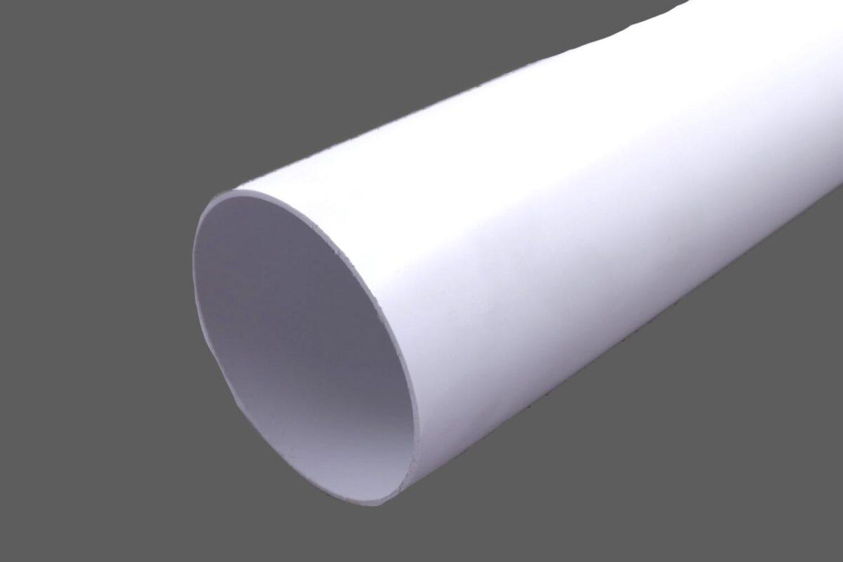 Fallrohr Pvc Weiß