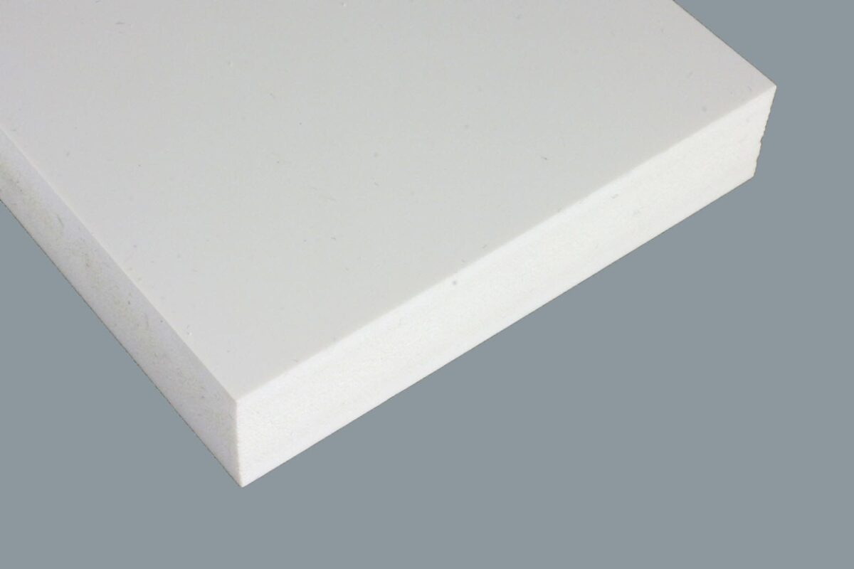 Pvc Integralschaumplatte 24 Mm Weiß Hartschaumplatte Pvc