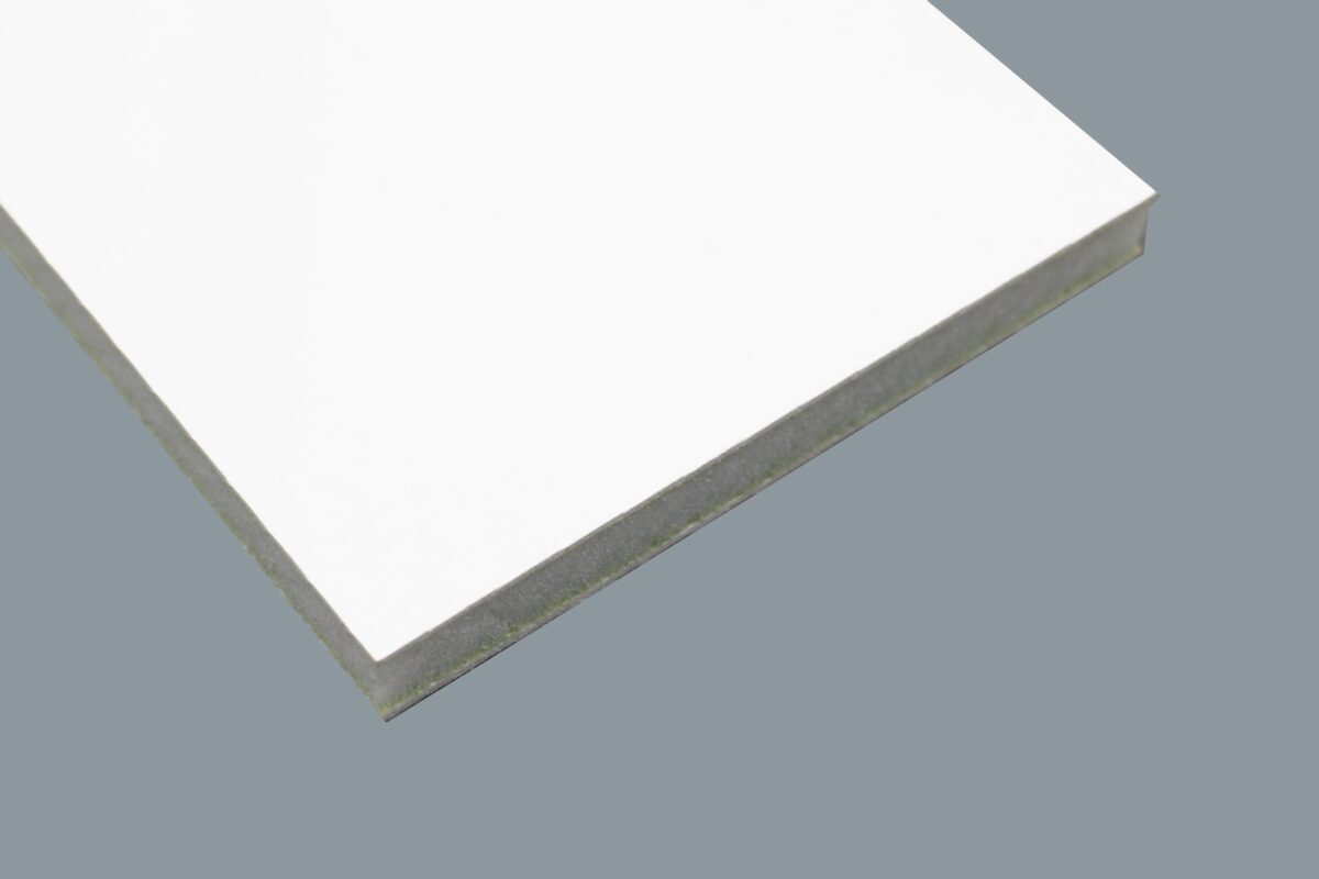 Stadur® Viscom Sign Sf 10 Mm Weiß Leichtschaumplatte Mit Decks Aus Hart Pvc
