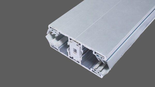 Mittelthermosystem 60mm Alu Alu Für 6 8 Mm Stegplatten Inkl. Thermoprofil