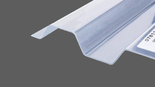 Renolit Ondex Sollux® Profilplatten Aus Pvc Trapez 7018 Transparent Natur 1,1 Mm