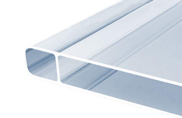 doppelstegplatten 16 mm acrylglas glasklar highlux® vertica 16 96 (plexiglas® rohmasse) stegplattenversand gmbh